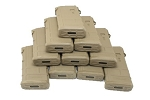 MAGPUL GEN 3 5.56 WINDOWED 10 PACK MEDIUM COYOTE TAN