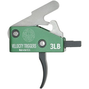VELOCITY 3LB AR TRIGGER CURVED