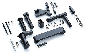 CMC AR-15 Lower Parts Kit Without Grip/Trigger